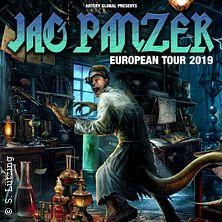 Jag Panzer - European Tour 2019 in MANNHEIM * 7er Club,
