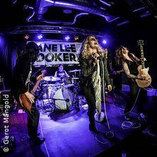 Jane Lee Hooker in WEINHEIM * Cafe Central Weinheim,