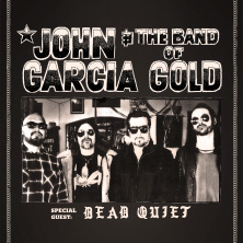John Garcia & The Band Of Gold - Tour 2018 in JENA * F-Haus,
