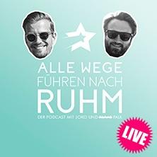 Alle Wege führen nach Ruhm - Der Podcast mit Joko & Paul - Live