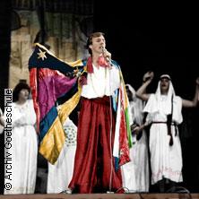Joseph And The Amazing Technicolor Dreamcoat | Wetzlarer Festspiele in WETZLAR * Freilichtbühne Rosengärtchen,