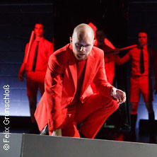 Jugend ohne Gott - Badisches Staatstheater Karlsruhe in KARLSRUHE * Insel-Theater,