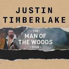 Rock & Pop: Justin Timberlake: The Man Of The Woods Tour 2018 Karten