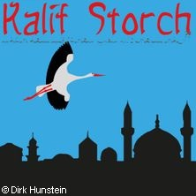 Kalif Storch - HIN & WEG Theater Wiesbaden in WIESBADEN * HIN & WEG Theater,