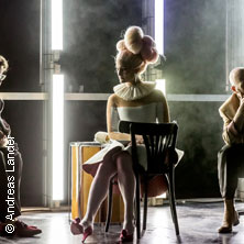 Zeit der Kannibalen - Theater Magdeburg in MAGDEBURG * Studiobühne im Schauspielhaus,