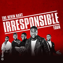 Kevin Hart - The Irresponsible Tour Tickets