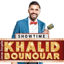 Khalid Bounouar - Showtime in STUTTGART * Theaterhaus (am Pragsattel)