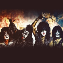 KISS: End Of The Road - World Tour 2019 in IFFEZHEIM / BADEN-BADEN * Rennbahn Iffezheim / Baden-Baden,