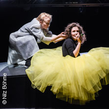 Das Knurren der Milchstraße - Theater Magdeburg in MAGDEBURG * Studiobühne im Schauspielhaus,