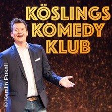Köslings Komedy Klub - Marcel Kösling & Gäste in NORDERSTEDT * Kulturwerk am See,