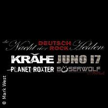 Krähe / Planet Roxter / Böser Wolf