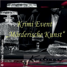 Krimi Event Mörderische Kunst & Dinner in BRÜHL * Kornkammer Eventlocation Brühl,