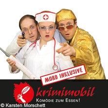 Mord mit Biss - Dinner & Krimi von Krimimobil - Komödie zum Essen!