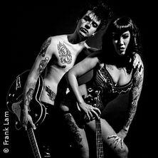 Kris & Lou in REGENSBURG * Tiki beat bar & Club,