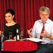 Literatur: Katrin Weber: Sie Werden Lachen - Kabarettistische Lesung Karten