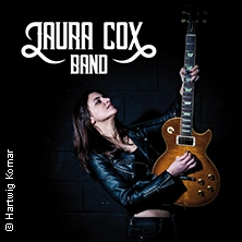 Laura Cox Band: Hard Blues Shot - Tour
