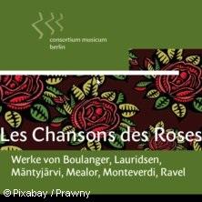 Les Chansons des Roses in BERLIN * Kirche am Lietzensee,