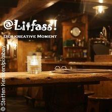 @Litfass! - Mit Detlef Steves! in DUISBURG * Grammatikoff