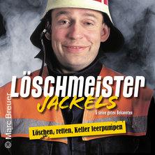 Löschmeister JACKELS in WESEL * SCALA Kulturspielhaus Wesel,