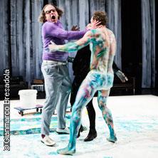 Love Hurts In Tinder Times - Schaubühne am Lehniner Platz Berlin in BERLIN * Schaubühne Studio,