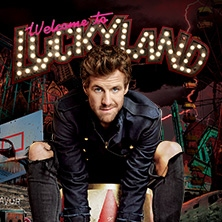 Luke Mockridge: Welcome to Luckyland in LAUPHEIM * Kulturhaus Schloss Großlaupheim,