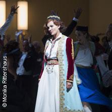 Die lustige Witwe - Oper Frankfurt
