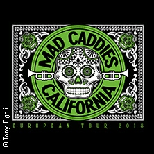 Mad Caddies: European Tour 2018
