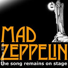 Mad Zeppelin - Led Zeppelin Tribute in Mannheim, 19.09.2020 -