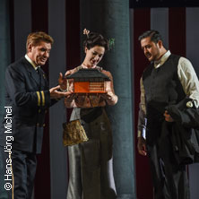 Madama Butterfly - Deutsche Oper Am Rhein Tickets