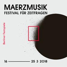 Berliner Festspiele - MaerzMusik