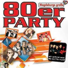 Bild für Event Magdeburgs Große 80er Jahre Party