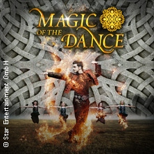 Magic of the Dance - Live 2019 in CHEMNITZ * Stadthalle Chemnitz, Großer Saal,