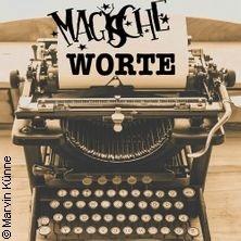 Magische Worte von Theater Pur in NORDERSTEDT * Festsaal am Falkenberg,