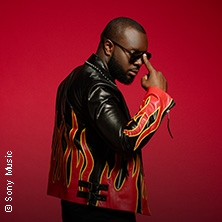 Maitre Gims - Fuego Tours in BERLIN * ASTRA Kulturhaus