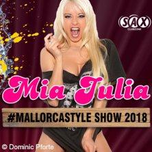 Malle Alarm - Mia Julia Live in SCHKEUDITZ * SAX Clubzone Dölzig,