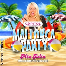 Mallorca Party mit Mia Julia in SCHLADEN * Restaurant Zur Schlangenfarm,