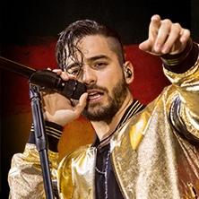 Maluma - Fame World Tour 2018 in Oberhausen, 07.10.2018 - Tickets -
