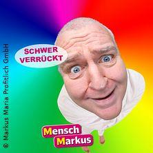 Markus Maria Profitlich: Schwer verrückt in SCHWEDT / ODER * Uckermärkische Bühnen Schwedt