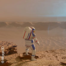 Mars eintausendeins - Planetarium Hamburg