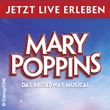 MARY POPPINS - DAS MUSICAL in Hamburg in HAMBURG * Stage Theater an der Elbe,