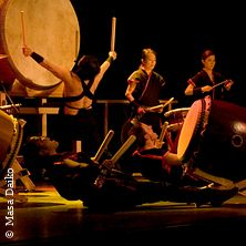 Masa Daiko - Japanisches Trommelkonzert in BREMEN * Kulturzentrum Schlachthof