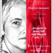 Mascha Kalekó - Zilles Stubentheater