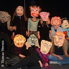 Maskenspiel und Tanzperformance -Augenschmaus und Ohrenweide in LÜDENSCHEID * Zirkuszelt,