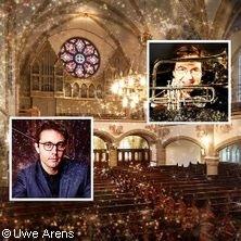 Matthias Höfs meets Christian Schmitt - Weihnachtliches Trompeten- und Orgelkonzt