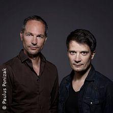 Maxim Leo & Jochen Gutsch in DORTMUND * Theater Fletch Bizzel