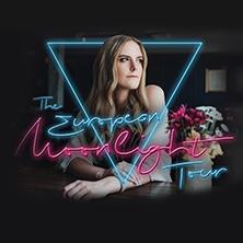 Megan Davies: The Moonlight Tour 2019 in KÖLN * BLUE SHELL