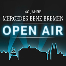 Konzerte: Mercedes-Benz Bremen Open Air Karten