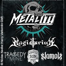 Metal It! in HANNOVER * Musikzentrum Hannover