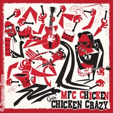 MFC Chicken in REGENSBURG * Tiki beat bar & Club,