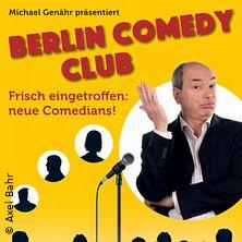 Michael Genährs Berlin Comedy Club